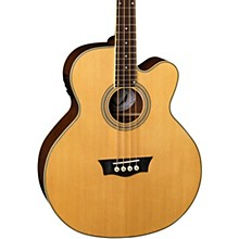 Dean EABC Cutaway Acoustic-Electric Bass