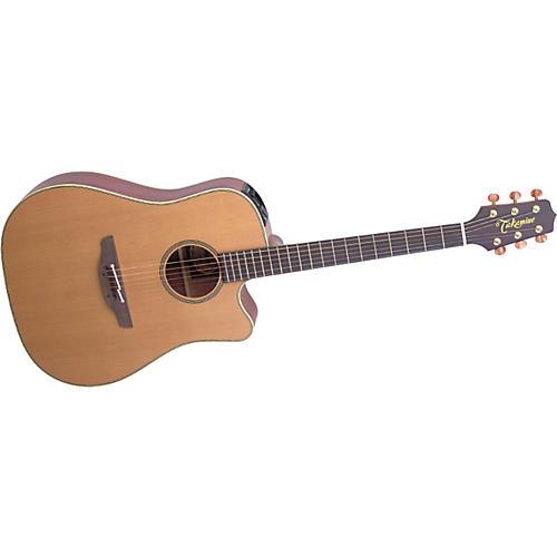 Takamine EAN10C Dreadnought Acoustic-Electric Cutaway Guitar