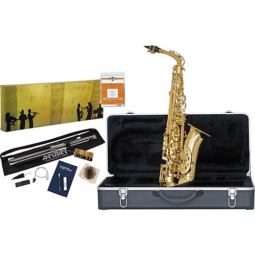Etude EAS-100 Student Alto Saxophone with Accessory Pack