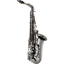 Eastman EAS640 Professional Alto Saxophone Black Nickel Plated Body and Keys