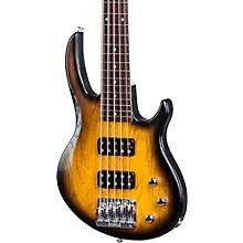 Gibson EB Bass 5 String T 2017 Electric Bass Level 1 Satin Vintage Sunburst