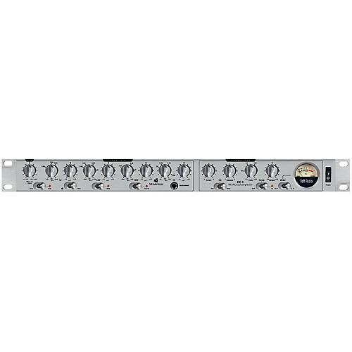 Toft Audio Designs EC-1 Mono Channel Microphone Preamp EQ FET Compressor