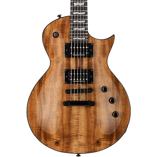 ESP EC-1000 Limited Edition Koa Electric Guitar