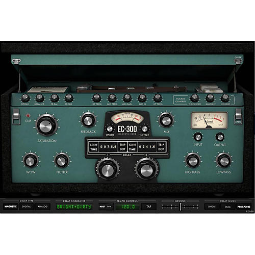 McDSP EC-300 Echo Collection Native v6-thumbnail