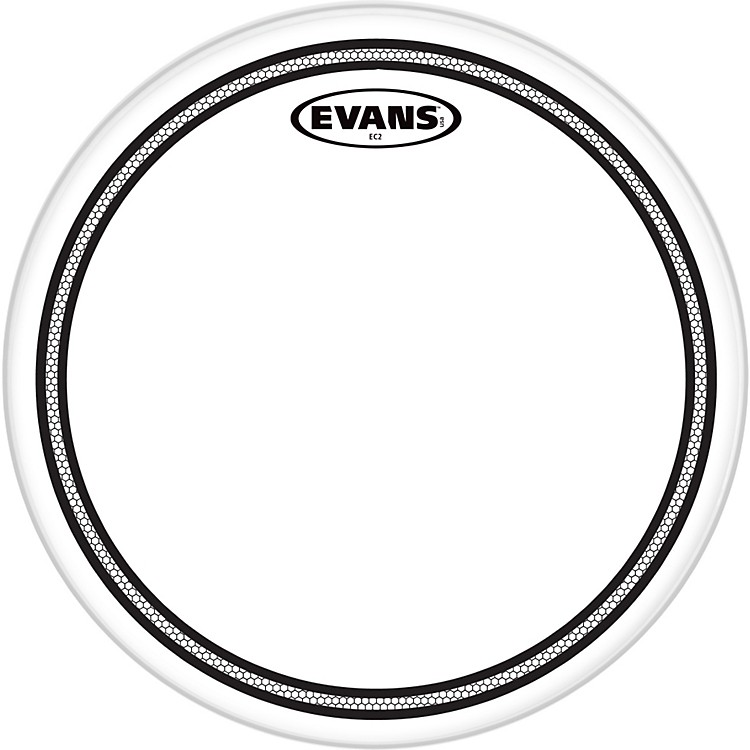 EvansEC Resonant Drumhead13