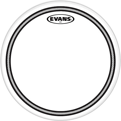 Evans EC Resonant Drumhead 8 in.