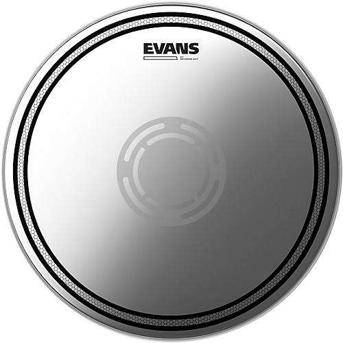 Evans EC Reverse Dot Coated Snare Batter Head  #602 Bistro Black