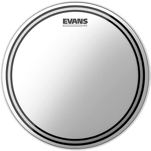 Evans EC Snare Coated Batter Head  #602 Bistro Black