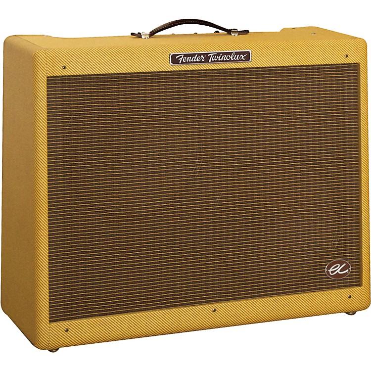 FenderEC Twinolux™ 40W 2x12 Hand-Wired Tube Guitar Combo AmpTweedTWEED