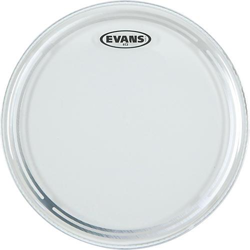 Evans EC2 Clear Batter Drumhead