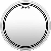 Evans EC2 SST Clear Batter Drumhead 10 in.