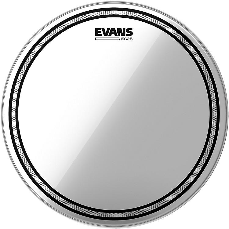 EvansEC2 SST Clear Batter Drumhead10