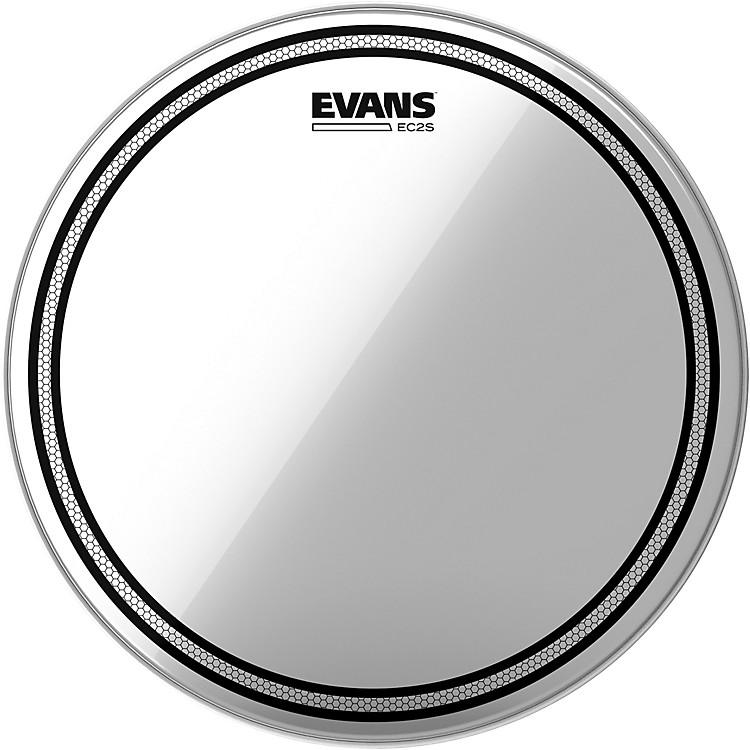 EvansEC2 SST Clear Batter Drumhead18
