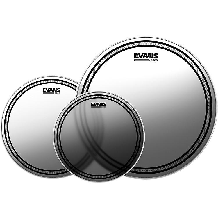 EvansEC2 SST Coated Drumhead PackStandard - 12/13/16