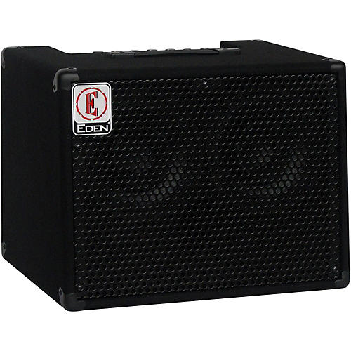 Eden EC28 180W 2x8 Solid State Bass Combo Amp Black