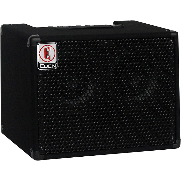 EdenEC28 180W 2x8 Solid State Bass Combo AmpBlack