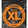 D'Addario ECG23 Chrome Extra Light Electric Guitar Strings  Thumbnail