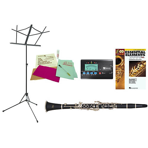 Etude ECL 100 Beginner Student Clarinet Bundle
