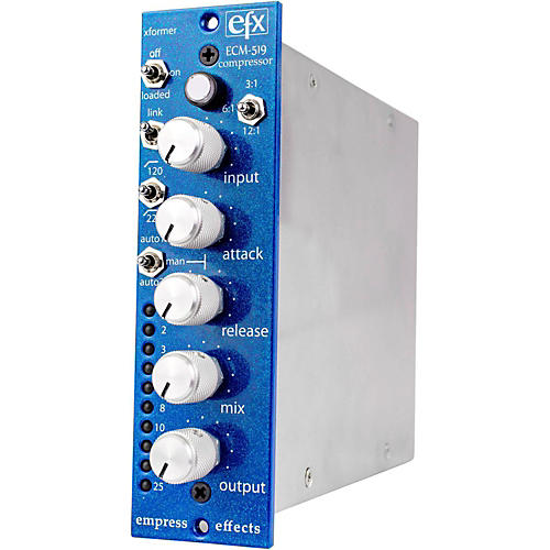 Empress Effects ECM 519 500-Series Compressor Module-thumbnail