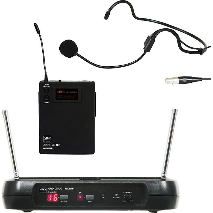 Galaxy AudioECM Headset Wireless SystemL