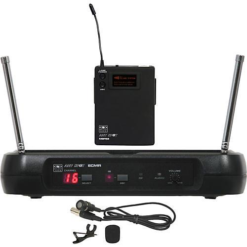 Galaxy Audio ECM Lav Wireless System L