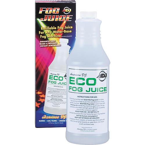 American DJ ECO FOG JUICE 1-Quart