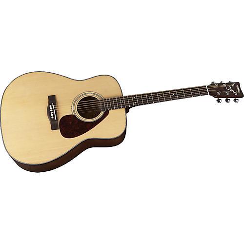 Yamaha EDF01 Dreadnought Folk Acoustic Guitar-thumbnail