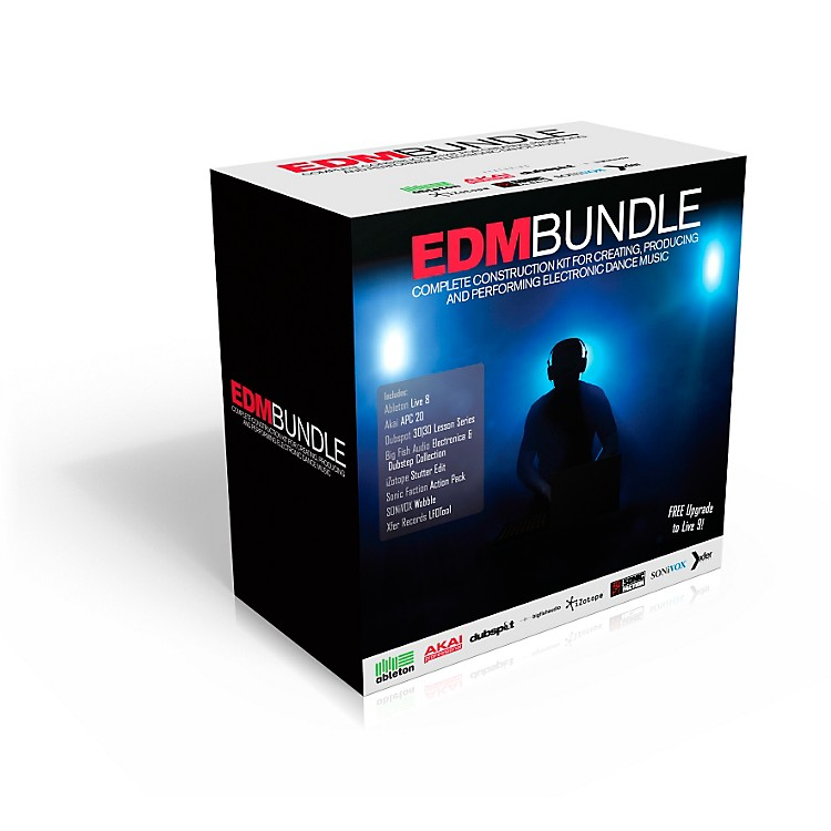 AbletonEDM Bundle