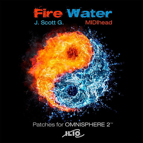 Ilio EDM – Fire Patches for Omnisphere 2.1