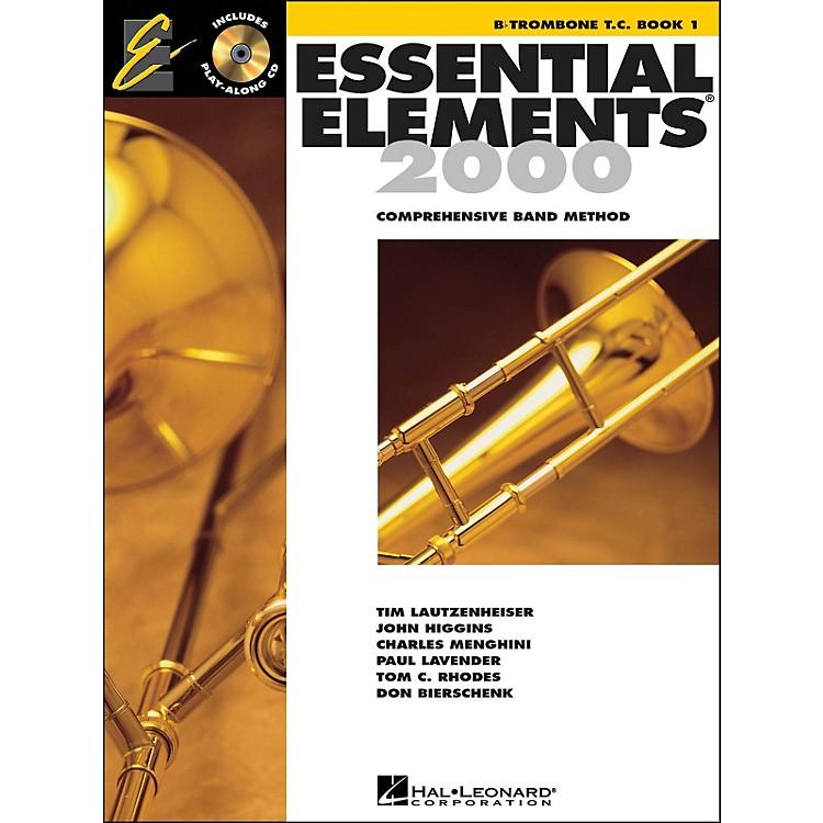 Hal LeonardEE2000 B Flat Trombone T.C. Book 1 CD/Pkg