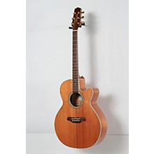 Takamine EF508KC NEX Legacy Series All Koa Acoustic-Electric Guitar Level 2 Natural 888366057735