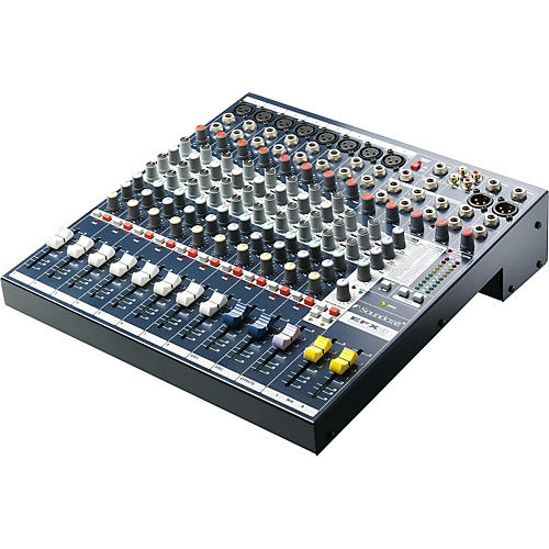 Soundcraft EFX 8-Channel Mixer-thumbnail