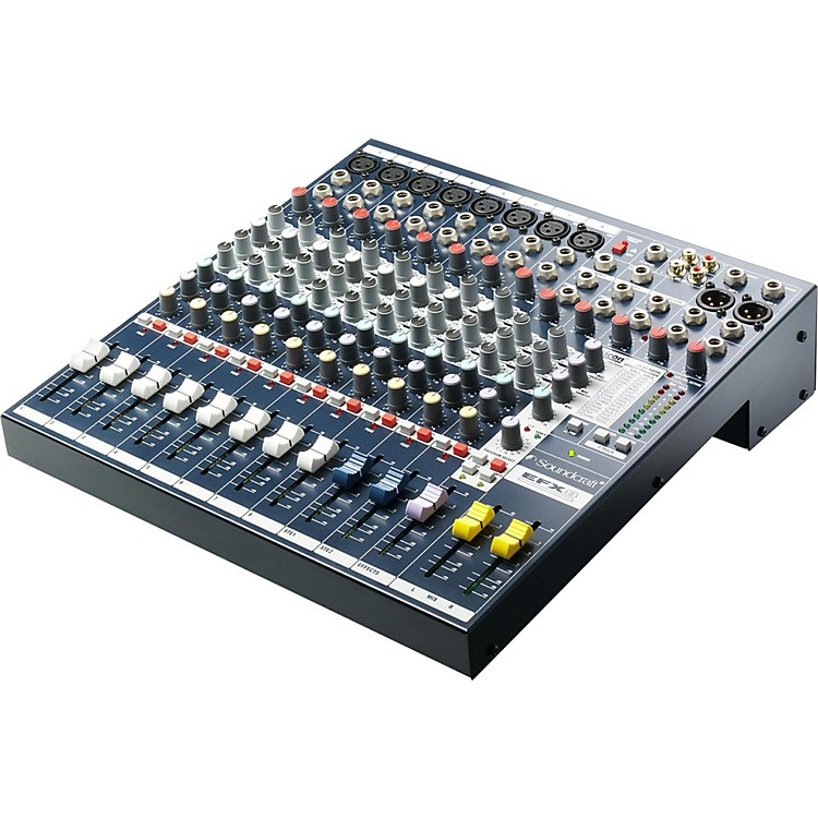 Soundcraft EFX 8-Channel Mixer
