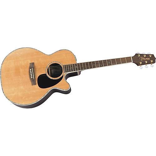 Takamine EG460SC NEX Cutaway Acoustic-Electric Guitar