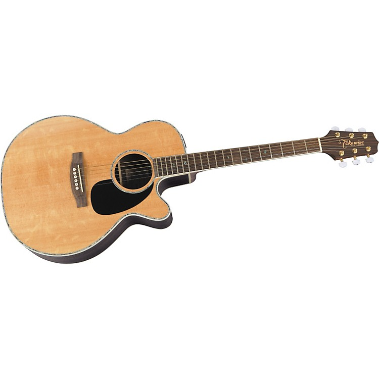 TakamineEG460SC NEX Cutaway Acoustic-Electric Guitar