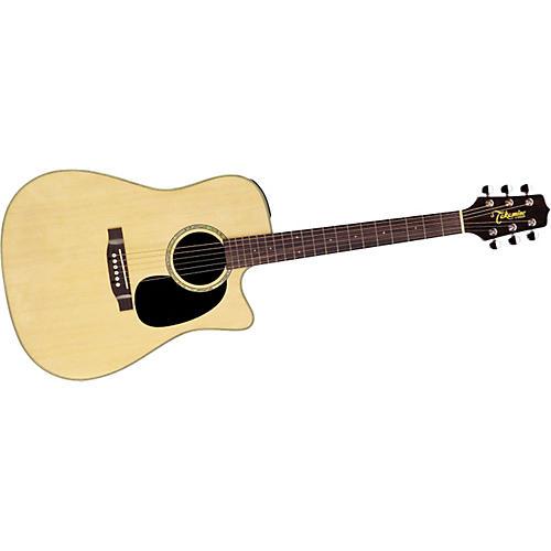 Takamine EG530SSC Acoustic Electric Cutaway Guitar-thumbnail