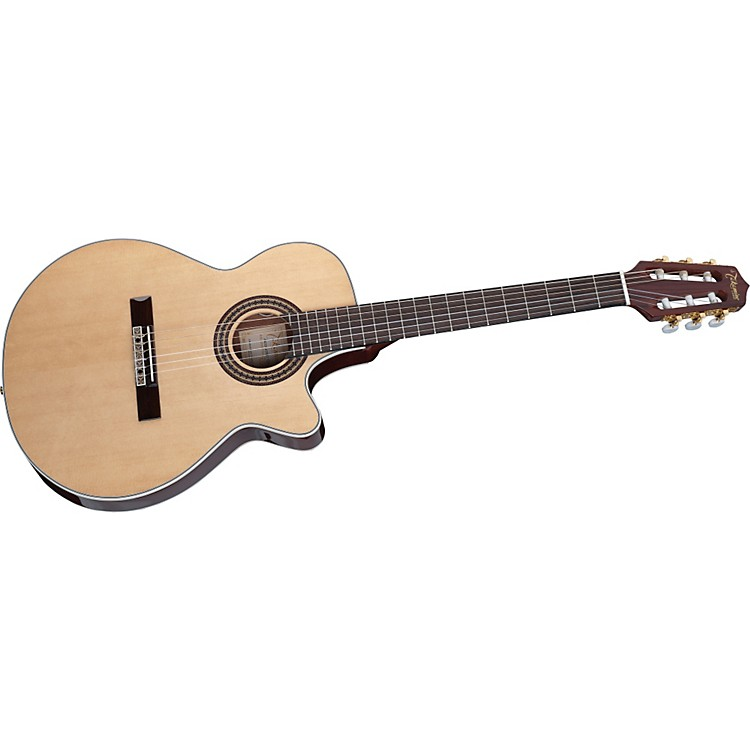 Takamine EG562C FXC Thin Line Acoustic-Electric Nylon String Guitar