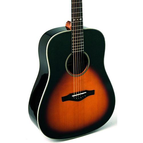 EKO EGO Series Star Dreadnought Acoustic-Electric Guitar Sunburst