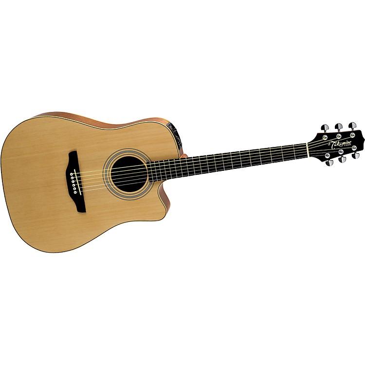 TakamineEGS-330SC Cutaway Acoustic-Electric Guitar