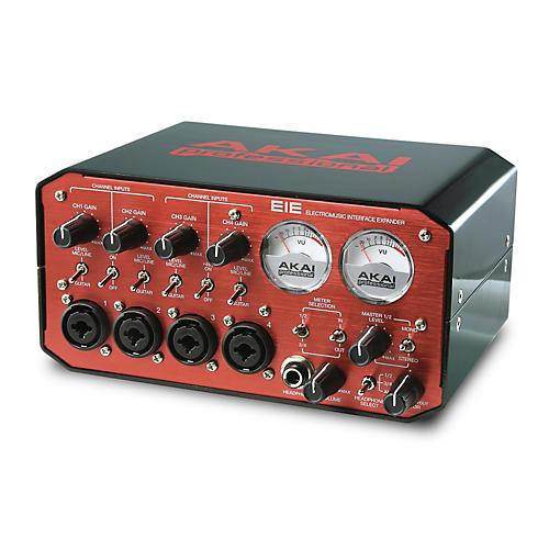 Akai Professional EIE I/O Audio/MIDI Interface With USB Hub