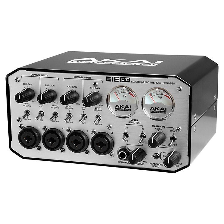 Akai ProfessionalEIE PRO 24-bit Audio/MIDI Interface with USB Hub