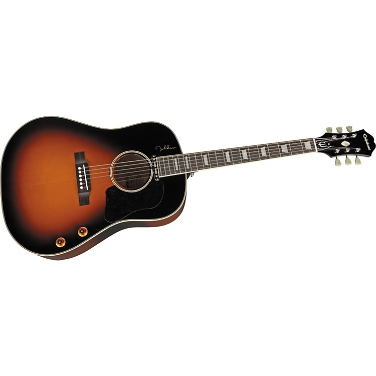 EpiphoneEJ-160E John Lennon Acoustic-ElectricVintage Cherry Sunburst