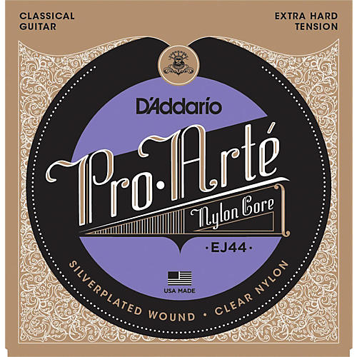 D'Addario EJ44 Pro-Arte SP Extra Hard Classical Guitar Strings Set