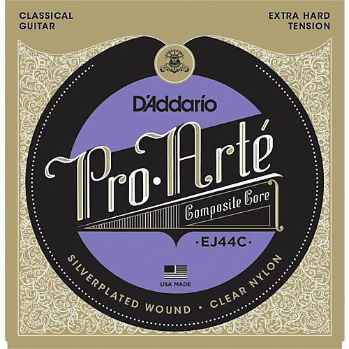 D'Addario EJ44C Pro-Arte Composites Extra Hard Classical Guitar Strings-thumbnail