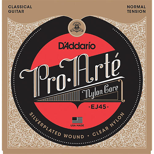 D'Addario EJ45 Pro-Arte Normal Tension Classical Guitar Strings