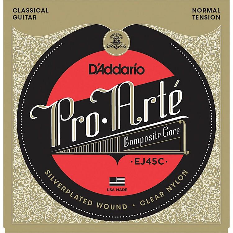 D'AddarioEJ45C Pro-Arte Composites Normal Classical Guitar Strings