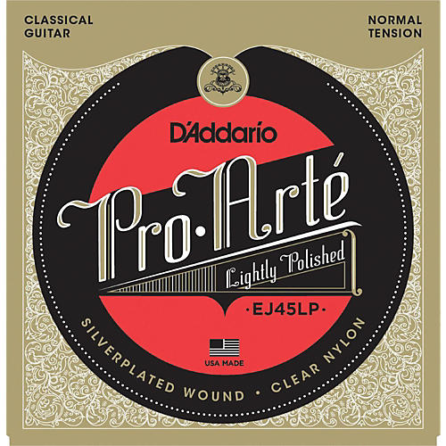 D'Addario EJ45LP Pro-Arte Composites Normal LP Classical Guitar Strings
