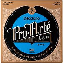 D'Addario EJ46 Pro-Arte Hard Tension Classical Guitar Strings