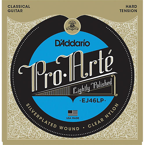 D'Addario EJ46LP Pro-Arte LP Composites Hard Classical Guitar Strings-thumbnail