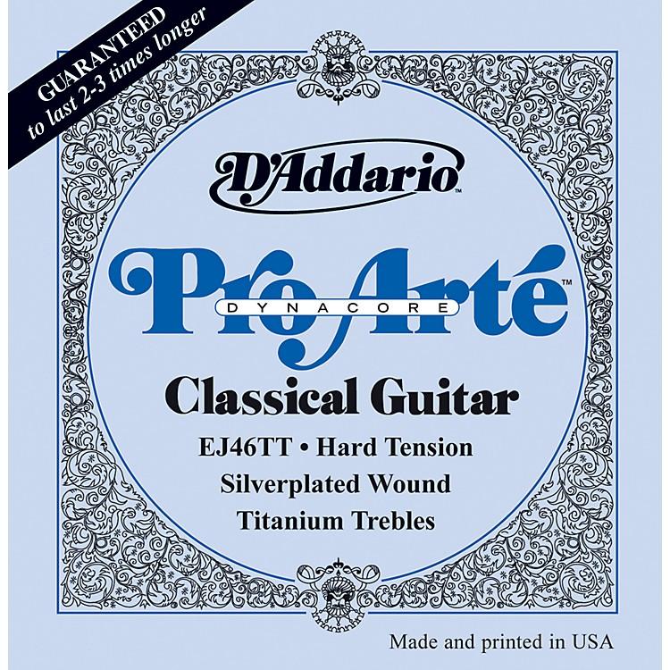 D'AddarioEJ46TT ProArte DynaCore Hard Classical Guitar Strings